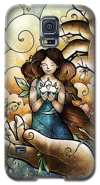 Who You Say I Am Galaxy S5 Case