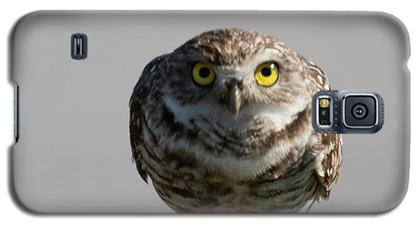Whooo Are You Galaxy S5 Case