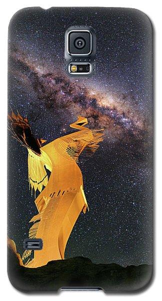 Wichita Nights Galaxy S5 Case