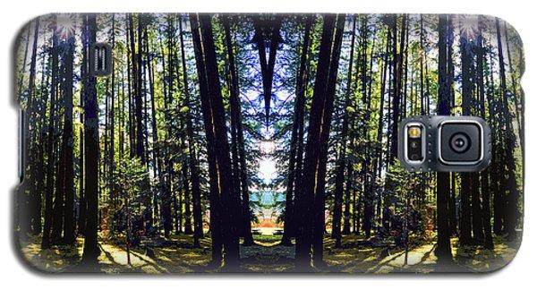 Wild Forest #1 Galaxy S5 Case
