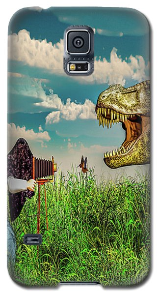 Wildlife Photographer  Galaxy S5 Case