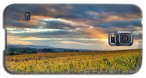 Willamette Valley In Fall Galaxy S5 Case