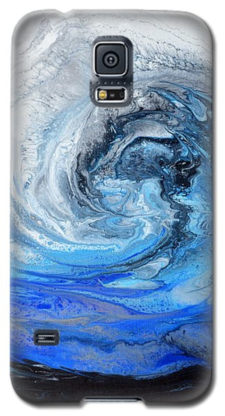 Wind And Wave Galaxy S5 Case