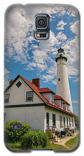 Wind Point Lighthouse No. 2 Galaxy S5 Case