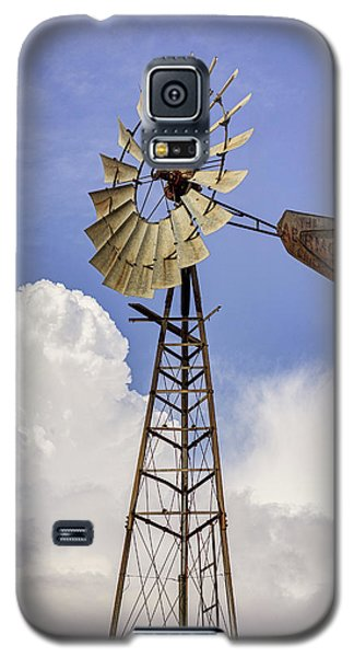 Windmill Before The Storm Galaxy S5 Case