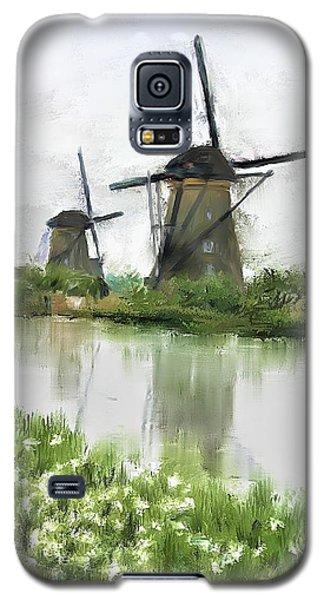 Windmills Galaxy S5 Case