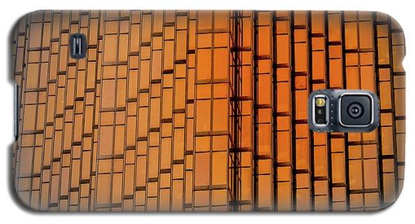 Windows Mosaic Galaxy S5 Case