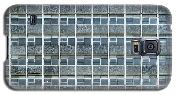 Windows Pattern Modern Architecture Galaxy S5 Case