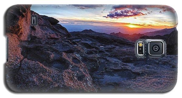 Windy Point Sunset Galaxy S5 Case