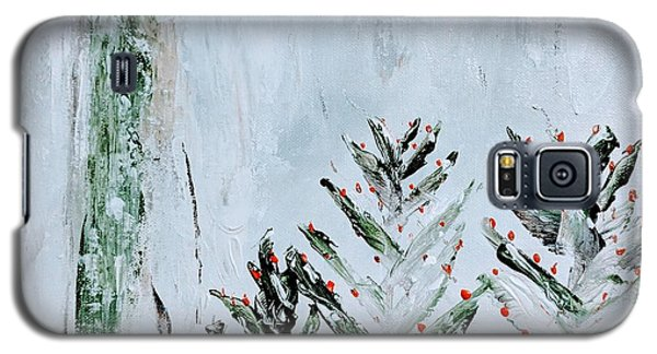 Winter Angel Galaxy S5 Case