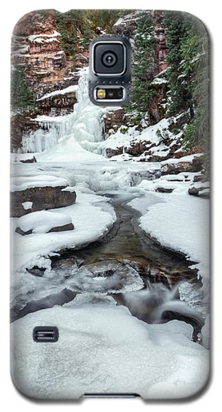 Winter Falls Galaxy S5 Case