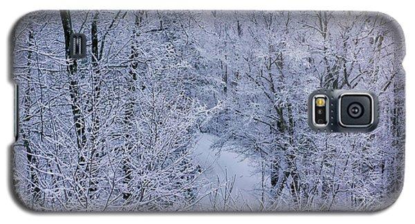 Winter Ice Storm Galaxy S5 Case