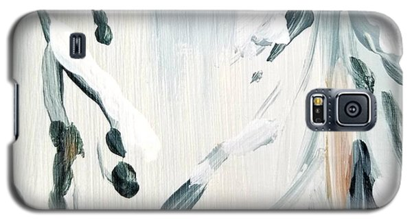 Winter Trees #3 Galaxy S5 Case
