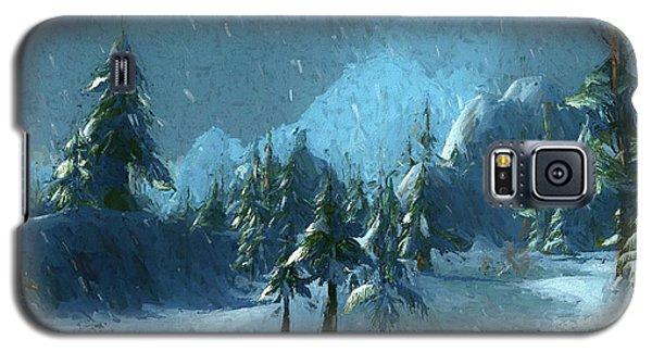 Winterspring Galaxy S5 Case