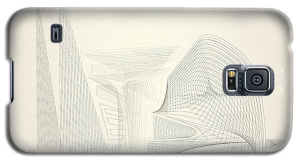 Wire Folly Complex Galaxy S5 Case
