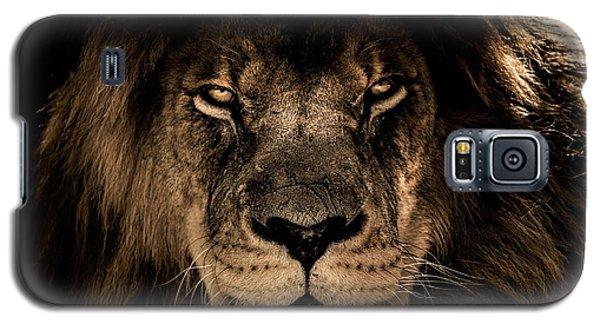 Wise Lion Galaxy S5 Case