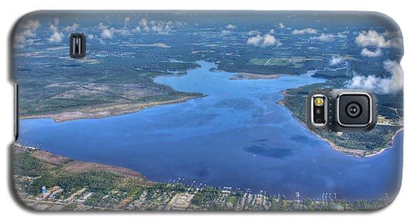 Wolf Bay Alabama Galaxy S5 Case