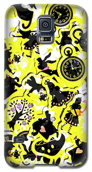 Fairy Galaxy S5 Case - Wonderland Design by Jorgo Photography - Wall Art Gallery