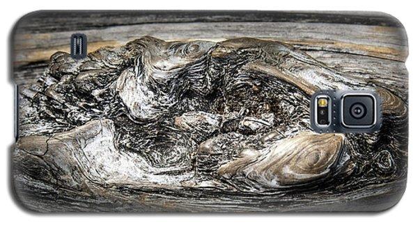 Wood Skine Galaxy S5 Case