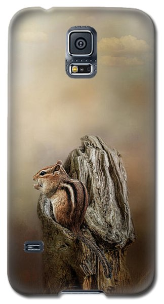 Woodland Visitor Galaxy S5 Case