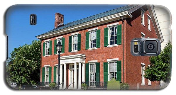 Woodrow Wilson Boyhood Home - Augusta Ga 3 Galaxy S5 Case