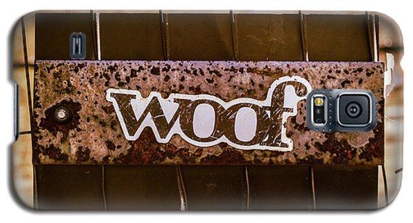 Woof Galaxy S5 Case