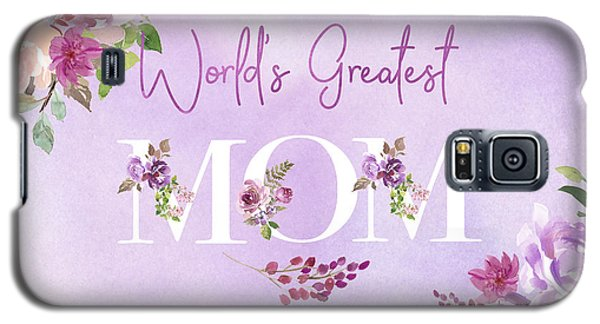 World's Greatest Mom 2 Galaxy S5 Case