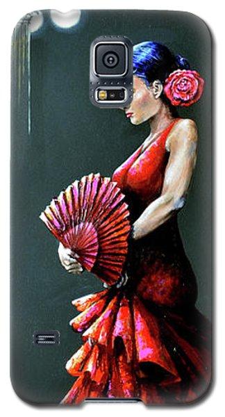 Ybor Beauty Galaxy S5 Case