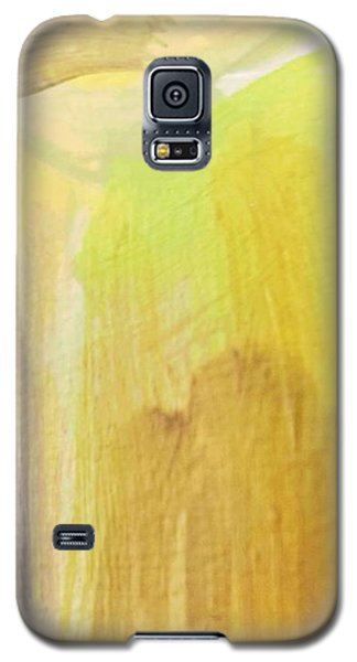 Yellow #3 Galaxy S5 Case