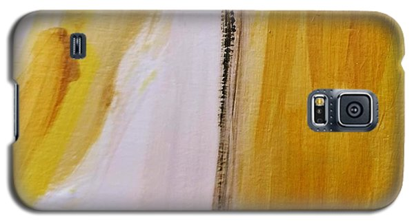 Yellow #5 Galaxy S5 Case