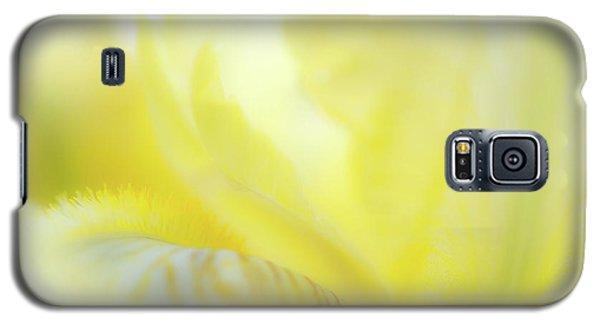 Yellow Iris 2 Galaxy S5 Case