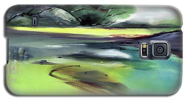 Yellow Lake Galaxy S5 Case