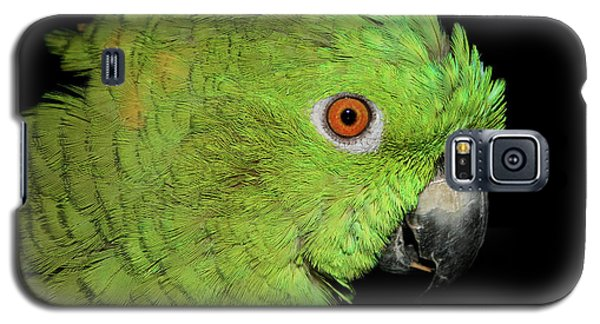 Yellow-naped Amazon Galaxy S5 Case