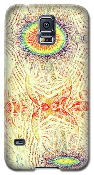 Yonic Rainbow Galaxy S5 Case