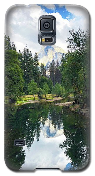 Yosemite Classical View Galaxy S5 Case