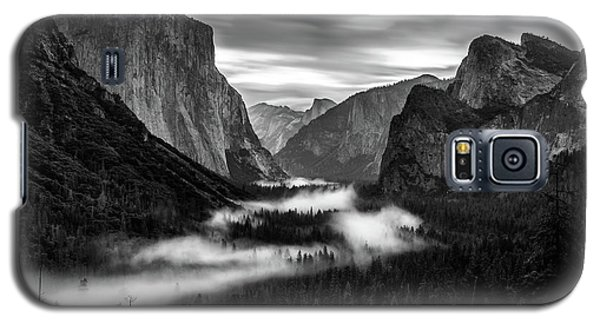 Yosemite Fog 1 Galaxy S5 Case