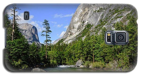 Yosemite Mirror Lake, Lower Pool Galaxy S5 Case