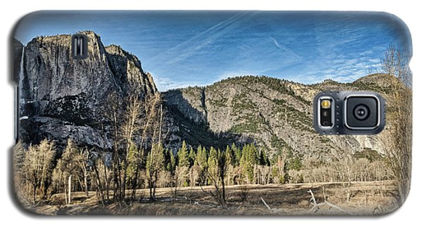 Yosemite Reflection Galaxy S5 Case