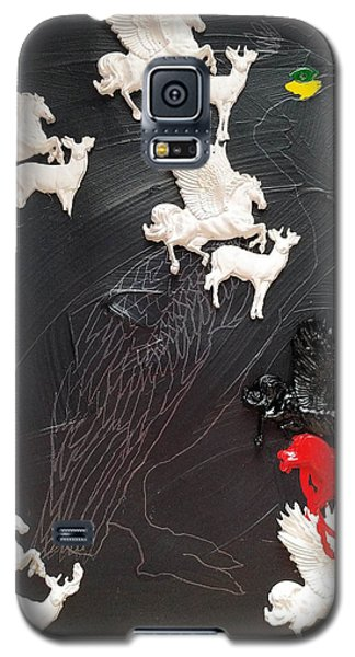 You Can Spot A Stallion A Mile Away Galaxy S5 Case
