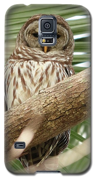 Somebody's Watching Me Galaxy S5 Case