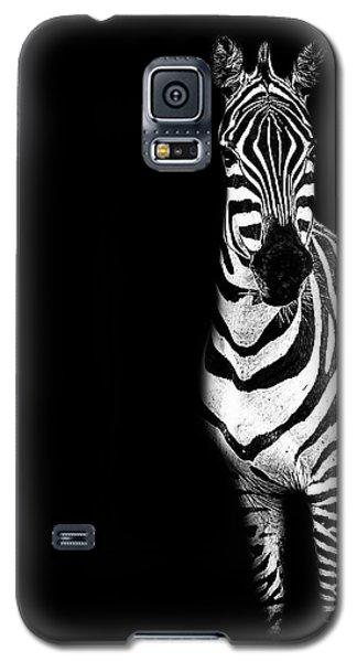 Zebra Drama Galaxy S5 Case