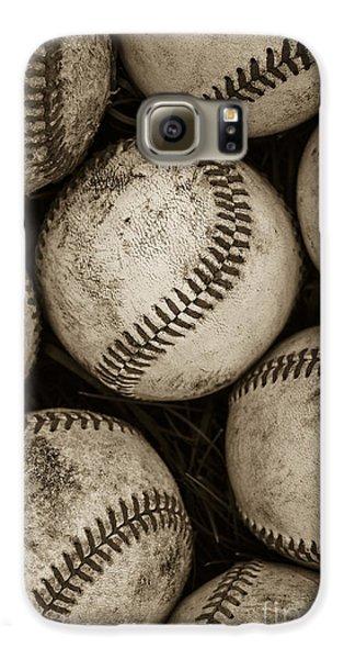 Baseballs Galaxy S6 Case
