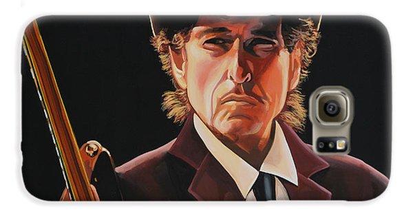 Bob Dylan 2 Galaxy S6 Case by Paul Meijering
