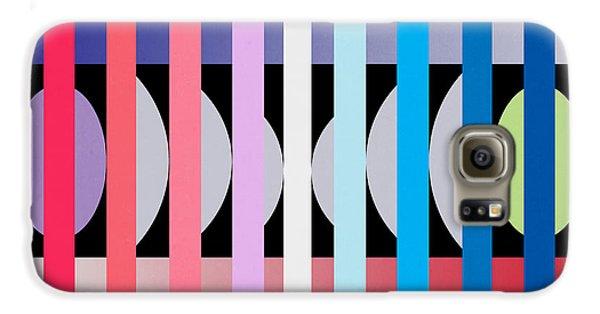 Fun Geometric  Galaxy S6 Case by Mark Ashkenazi