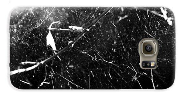 Spidernet Galaxy S6 Case by Yulia Kazansky