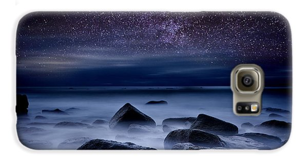 Landscape Galaxy S6 Case -  Where Dreams Begin by Jorge Maia