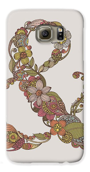Ampersand Galaxy S6 Case by Valentina