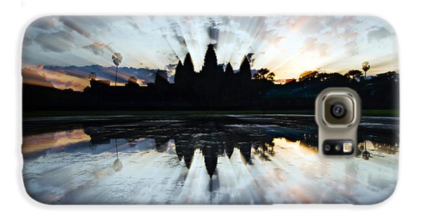 Angkor Wat Galaxy S6 Case