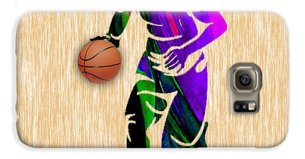 Basketball Player Galaxy S6 Case