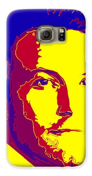 Ben Affleck Galaxy S6 Case by Dalon Ryan